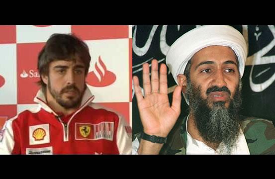 Alonso Bin Laden